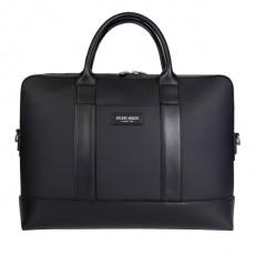 Montorgueil Full Black Leather
