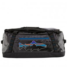 Black Hole Duffel 55L Black Fitz Trout