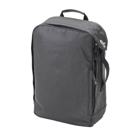 Backpack Organic Jet Black