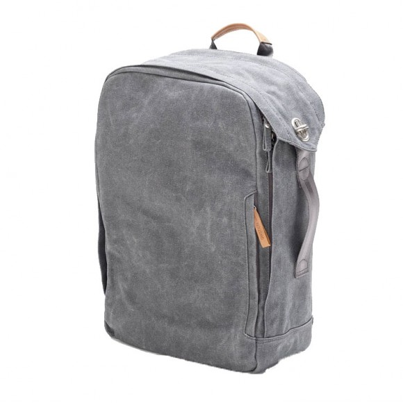 Backpack Washed Grey