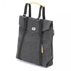 Tote Organic Washed Black