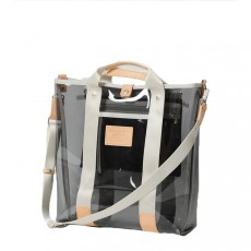 02681 Liquid Tote Bag Black
