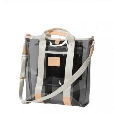 02681 Liquid Tote Bag Black