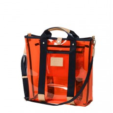 02681 Liquid Tote Bag Orange