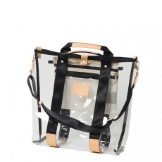 02681 Liquid Tote Bag Clear