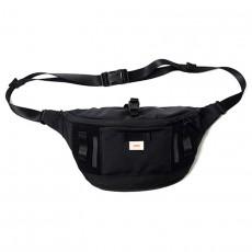 Crony Waist Bag Black
