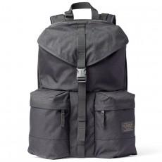Ripstop Nylon Backpack Black