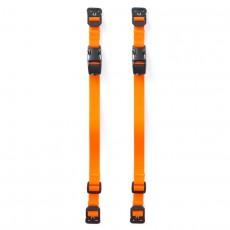SR Buckle Straps Ember Orange