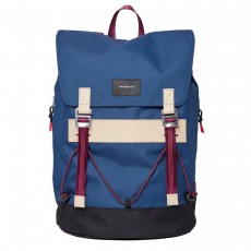 Johannes Evening Blue with Natural Leather