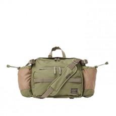 Ripstop Nylon Waist Pack Surplus Green
