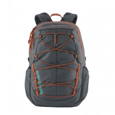 Chacabuco 30 L Smoler Blue / Roots Red