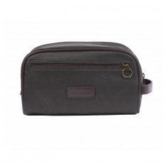 Wax Wash Bag Olive Brown