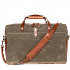 Courier Briefcase Field Tan