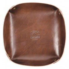 Leather Valet Tray Large