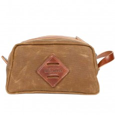 Dopp Kit Brush Brown