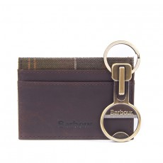 Keyring and Cardholder Gift Set