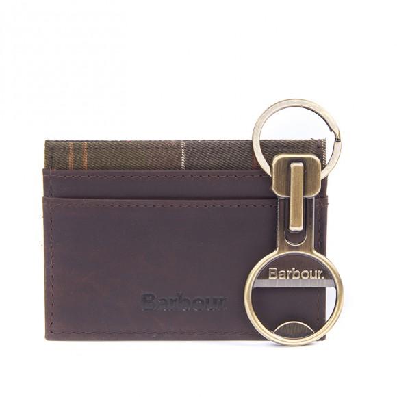Keyring and Cardholder Gift Set