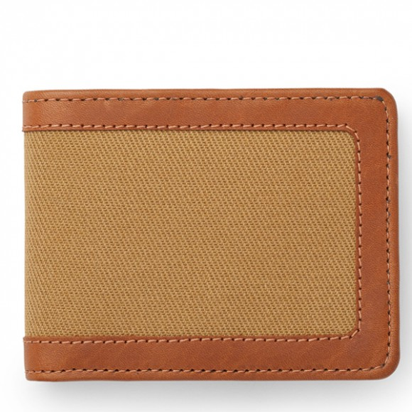 Portefeuille Outfitter Tan