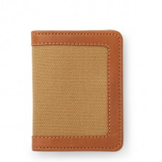 Portefeuille Outfitter Card Wallet Tan