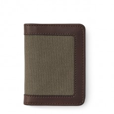Outfitter Card Wallet Otter Green