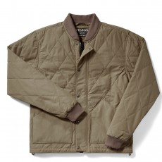 Quillted Pack Jacket Tan