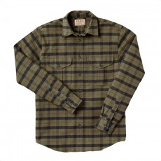 Alaskan Guide Shirt Otter Green Black