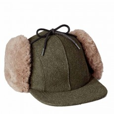 Double Mackinau Cap Forest Green