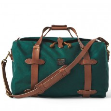 Medium Rugged Twill Duffle Bag Hemlock