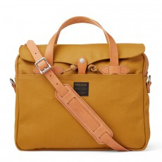 Rugged Twill Original Briefcase Chessie Tan