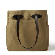 Tote Bag Without Zipper Tan