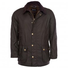 Ashby Wax Jacket Olive