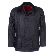 Ashby Wax Jacket Navy