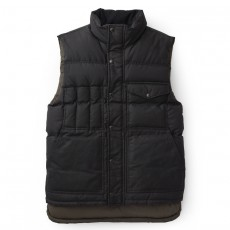 Down Cruiser Vest Blue Coal
