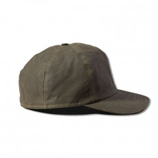 Insulated Tin Cloth Cap Otter Green