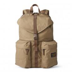 Ripstop Nylon Backpack Field Tan