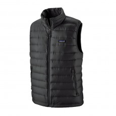 Men's Down Sweater Vest Black