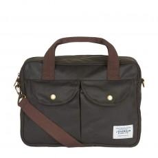 Longthorpe Laptop Bag Olive