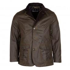 Lutz Wax Jacket Olive