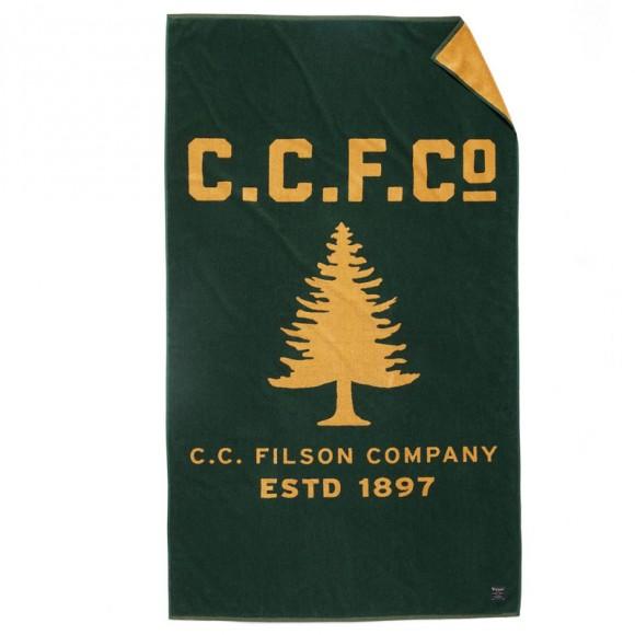 Serviette en Coton Pine Tree