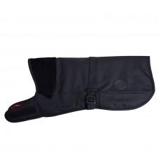 Wax Dog Coat Black
