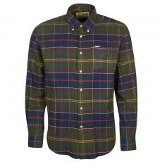 Hogside Tartan Regular Fit Shirt