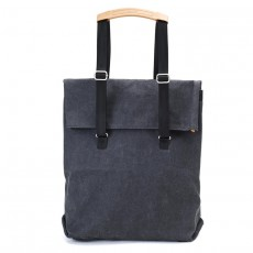 Day Tote Organic Washed Black