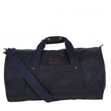 Explorer Wax Duffle Bag Navy