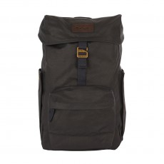 Essential Wax Backpack Navy