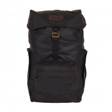 Essential Wax Backpack Olive