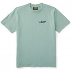 Ducks Unlimited Graphic T-Shirt Lake Green