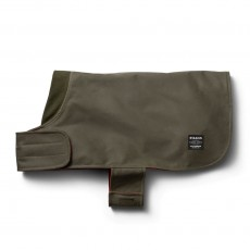 Shelter Cloth Dog Coat Otter Green