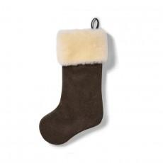 Christmas Stocking Otter Green