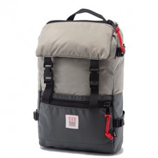 Rover Pack Charcoal Silver