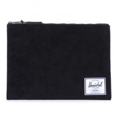 Network Pouch Extra Large Black Corduroy